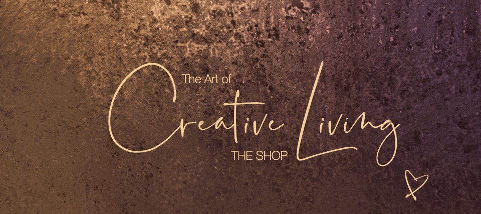 The Art of Creative Living - The Shop